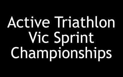 Sole Motive Active Triathlon Vic Sprint Distance Championships