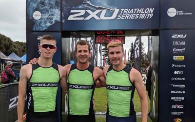 2XU Triathlon Series Race 1 Elwood (Duo) 2018/19